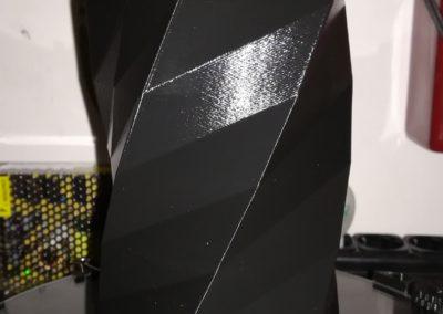 3D print Umberto Cilia Design leaves Agrigento